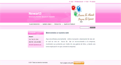 Preview of newart3.webnode.es